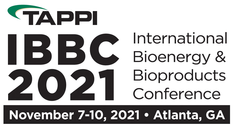 Ibbc 2021 International Bioenergy Bioproducts Conference Ibbc